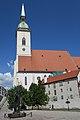 Cathedral of St Martin, Bratislava SK.JPG