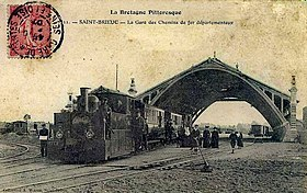 Image illustrative de l'article Gare de Saint-Brieuc-Centrale