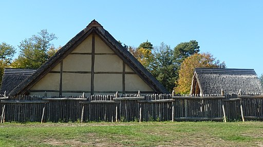 Celtic village (Open-air museum)