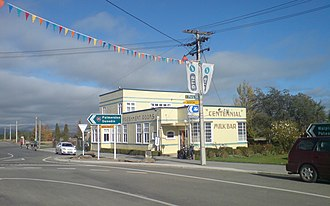 Ranfurly, New Zealand - Ranfurly is well known for its Art Deco buildings.