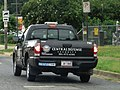 Central Defense Security pickup truck Memphis TN 2013-08-03 003.jpg