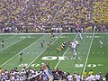 Central Michigan vs. Michigan football 2013 13 (Central on offense).jpg