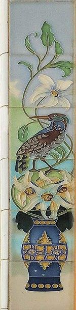 Ceràmica, (Rajola de València). Espai públic de Carlet, 5.jpg