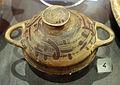Ceramica etrusco corinzia, kylix e piatto, 610-550 ac ca. 0.JPG
