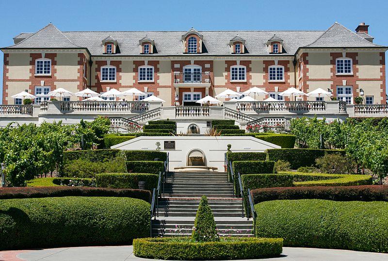 File:Château @ Domaine Carneros Winery (7581236496).jpg