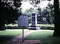 Chancellorsville Site of Wounding of Stonewall Jackson (10483035575).jpg