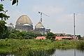 Chandrodaya Mandir Under Construction - Temple Of Vedic Planetarium - ISKCON Campus - Mayapur - Nadia 2017-08-15 1934.JPG