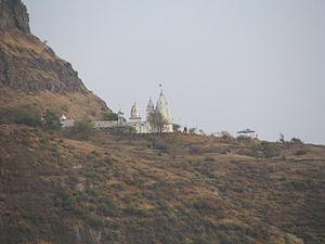 Chandwad - Image: Chandwad Chandrashwer Temple