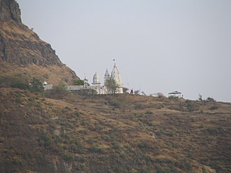 Chandwad - Image: Chandwad Chandrashwer Temple