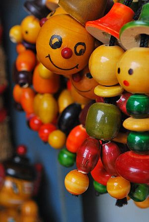 Ramanagara district - Channapatna toys