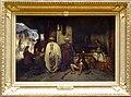 Chantilly (60), musée Condé, Alexandre-Gabriel Decamps, Un corps de garde sur la route de Smyrne à Magnsésie.jpg