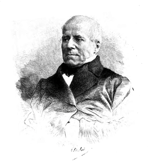 Charles Dunoyer French liberal economist
