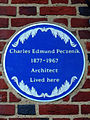 Charles Edmund Peczenik 1877-1967 Architect lived here.JPG