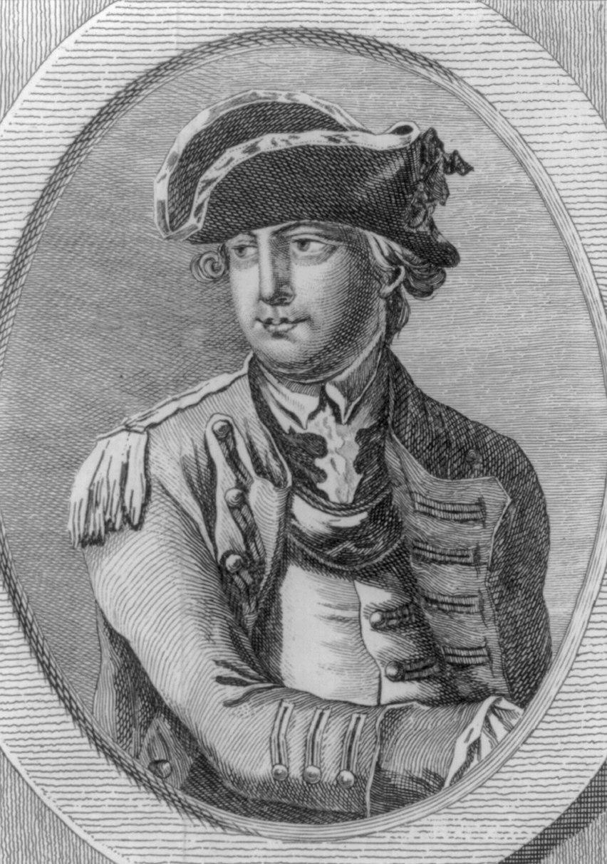 Charles Lee Esq%27r. - Americanischer general-major