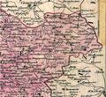 Charte von Schlesien, Maehren und Lauschitz, Augsburg 1805-Neuschlesien.png