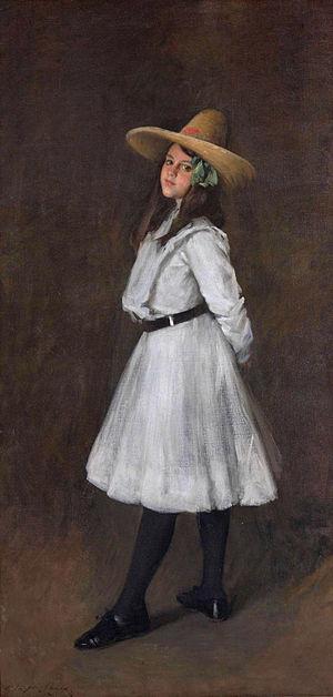 Dorothy (Chase) - Image: Chase William Merritt Dorothy, 1902