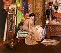 Chase William Merritt In the Studio Corner 1881.jpg