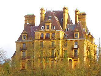 De Wendel family - Château de Brouchetière, Jœuf