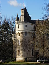 Mosnay wikip dia for Chateau de la chaise