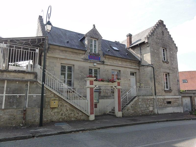 Chaudun (Aisne) mairie