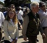 Chelsea & Bill Clinton 100118-F-9712C-454 (4289324065) (cropped1).jpg