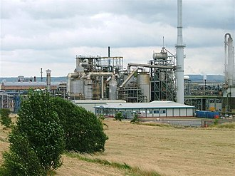 Billingham Manufacturing Plant - Chemical works