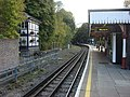 Chesham tube station, platform - geograph.org.uk - 1017291.jpg