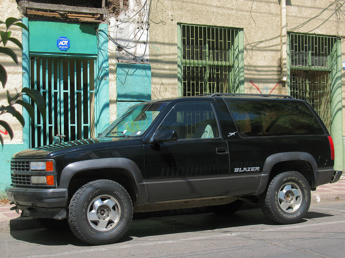 Chevrolet Grand Blazer Wikipedia A Enciclopedia Livre