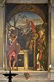 Chiesa San Giovanni Grisostomo Santi Cristoforo Girolamo Ludovico di Tolosa Bellini aVenezia.jpg