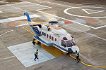 China Southern Airlines Sikorsky S-92A at Sanya Phoenix International Airport.jpg