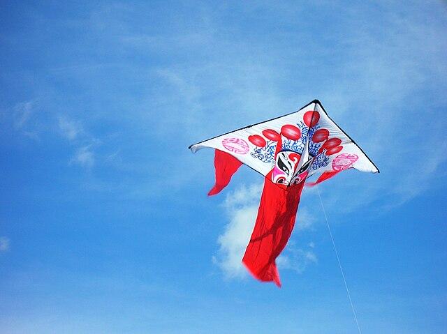 Kite in Summer