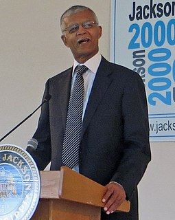 Chokwe Lumumba Lawyer and politician from the USA