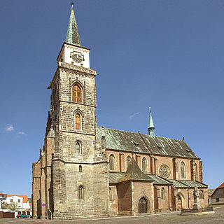 Saint Giles Church, Nymburk church in Nymburk District of Central Bohemian region