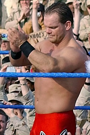 Chris Benoit, one of the World Wrestling Enter...