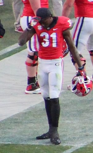 Chris Conley (American football) - Conley in 2013