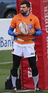 Chris Melling English rugby league footballer
