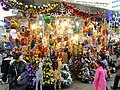 Christmas ornaments in Seoul, South Korea - DSC00723.JPG