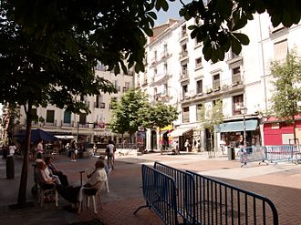 Chueca - Chueca Neighborhood