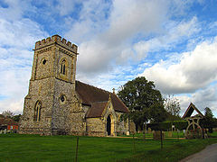 Church at Faccombe - geograph.org.uk - 62373.jpg