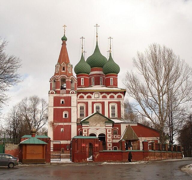 File:Church of Archangel Michael in Yaroslavl.jpg
