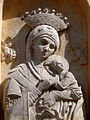 Church of Our Lady of the Snow in Lviv (relief).jpg