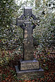 Church of St Mary Theydon Bois Essex England - east churchyard Campbell grave.jpg