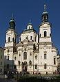 Church of St Nicholas of Old Town in Prague 2010.jpg