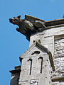 Church of the Holy Innocents, High Beach, Essex, England - tower gargoyle 2.jpg