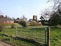 Church over the field - geograph.org.uk - 383327.jpg