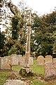 Churchyard Cross - geograph.org.uk - 571440.jpg