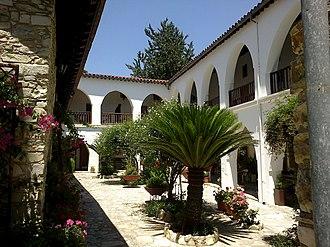 Kato Drys - Ayios Minas monastery in Kato Drys