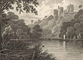 Cilgarron Castle, Pembrokeshire