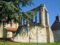 Cinqueux (60), église Saint-Martin, vestiges de la grande chapelle, rue Yvonne Drouin.jpg