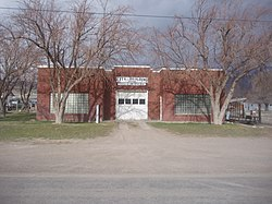 Circleville fire station